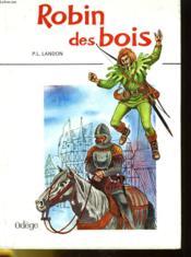 Robin Es Bois - Couverture - Format classique