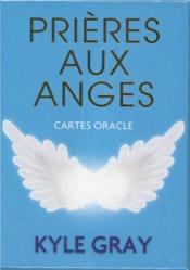Prières aux anges ; coffret - Couverture - Format classique