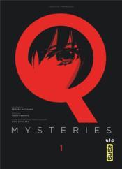 Q mysteries T.1 - Couverture - Format classique