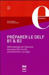Préparer le DELF B1 & B2 - Couverture - Format classique