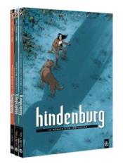Hindenburg ; t.1 à t.3 - Couverture - Format classique