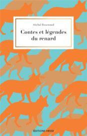 Contes et légendes du renard - Couverture - Format classique