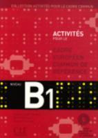 Cadre européen ; b1 élève ; cd audio ; livret de corrigés - Couverture - Format classique