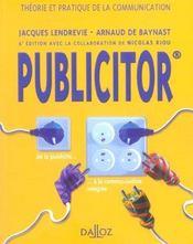 Publicitor - Intérieur - Format classique