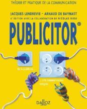 Publicitor - Couverture - Format classique