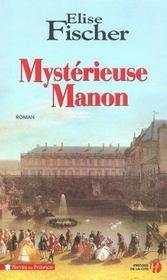 Mysterieuse manon - Intérieur - Format classique