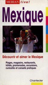 Mexique - Couverture - Format classique