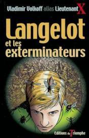 Langelot et les exterminateurs - Couverture - Format classique