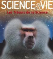 Les Tresors De La Science 2002 - Couverture - Format classique