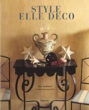 Style Elle Deco - Intérieur - Format classique