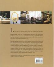 Style Elle Deco - 4ème de couverture - Format classique