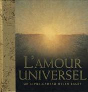 L'amour universel - Couverture - Format classique