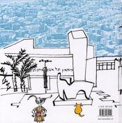 Tel-aviv - 4ème de couverture - Format classique