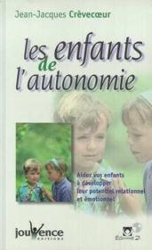 Enfants de l'autonomie (les) - Couverture - Format classique