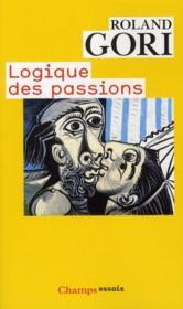 Logique des passions - Couverture - Format classique