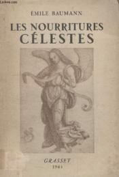 Les Nourritures Celestes. - Couverture - Format classique
