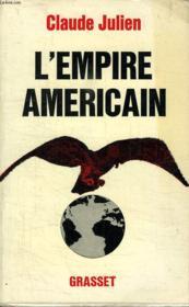 L Empire Americain. - Couverture - Format classique