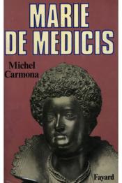 Marie de medicis - Couverture - Format classique