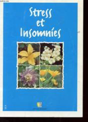 Brochure - Stress Et Insomnies - Couverture - Format classique