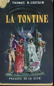 La Tontine - Couverture - Format classique