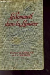 Le Sommeil Dans La Lumiere - Couverture - Format classique