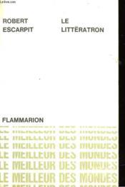 Le Litteratron - Couverture - Format classique