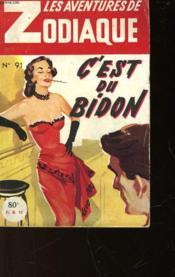 C'Est Du Bidon! - N°91 - Couverture - Format classique