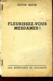 Fleurissez-Vous Mesdames ! - N°61 - Couverture - Format classique