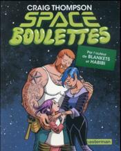 Space boulettes - Couverture - Format classique