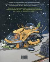 Space boulettes - 4ème de couverture - Format classique