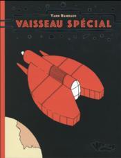 Vaisseau special - Couverture - Format classique