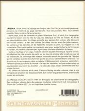 Tristan - 4ème de couverture - Format classique