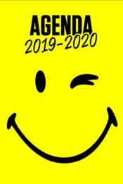 Smileyworld ; agenda (édition 2019/2020) - Couverture - Format classique