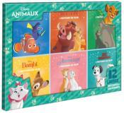 Disney animaux ; coffret spécial animaux - Couverture - Format classique