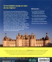 Le patrimoine de la France pour les nuls - 4ème de couverture - Format classique