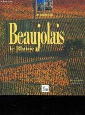Couleurs du beaujolais - Couverture - Format classique