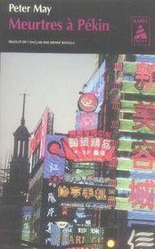 Meurtres à Pékin - Intérieur - Format classique