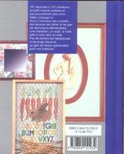101 Astuces Encadrement - 4ème de couverture - Format classique
