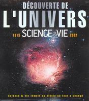 Decouverte De L'Univers 1913-2002 - Intérieur - Format classique