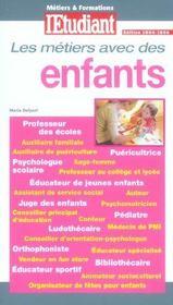 Les métiers et formations avec des enfants - Intérieur - Format classique