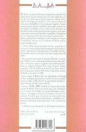 Reiki - 4ème de couverture - Format classique