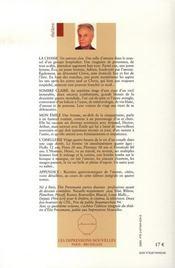Théâtre t.4 ; la chasse ; sombre claire ; mon émile ; l'oisellerie - 4ème de couverture - Format classique