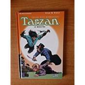 Tarzan t.1; le monstre - Couverture - Format classique