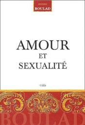 Amour et sexualité - Couverture - Format classique