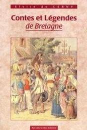 Contes et légendes de Bretagne - Couverture - Format classique