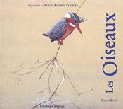 Oiseaux ; aquarelles de Louis Agassiz Fuertes - Intérieur - Format classique