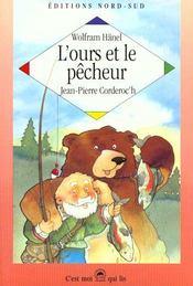 L'ours et le pecheur - Intérieur - Format classique