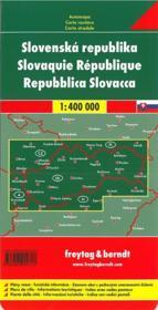 République slovaque - 4ème de couverture - Format classique