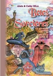 Bêtes et sorcières ; nouveaux contes du Haut-Adour t.2 - Couverture - Format classique