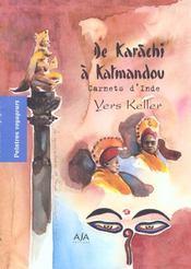 Carnets D'Inde : De Karachi A Katmandou - Intérieur - Format classique